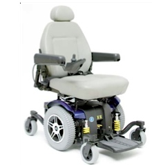 Jazzy 614 HD Review | Motorized Wheelchair Guide on